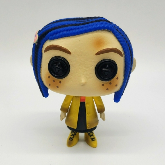 Coraline Doll Funko Pop - Unboxed